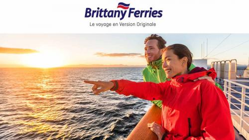 Brittany Ferries : le voyage en version originale